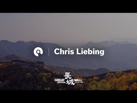 Chris Liebing - Great Wall Festival 2018 (BE-AT.TV)