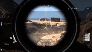 Headshot  sniper Elite v2