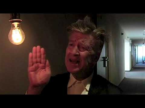 David Lynch interview (2008)