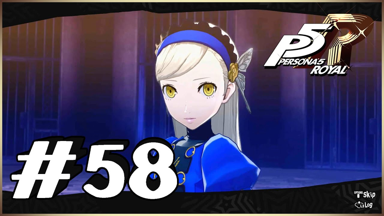 Persona 5 royal : การตายของจอมโจร โดยพระเจ้าจากใจคน : เนื้อเรื่อง #58