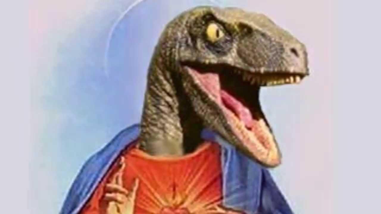 raptor jesus ftw youtube