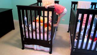 Climbing Into Crib A And A L Twins