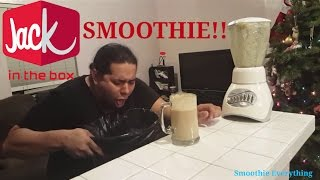 Jack in the Box Smoothie FAIL!! - *Vomit Alert* - Smoothie Everything