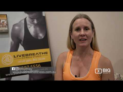 LiveBreathe Health & Fitness, a Fitness Studio in Sydney for Fitness Workout or for Personal Trainer