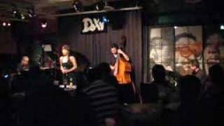 Without You mikikoライブ in Doxy mikiko(vo)中山静雄(pf) 木全希巨人(...
