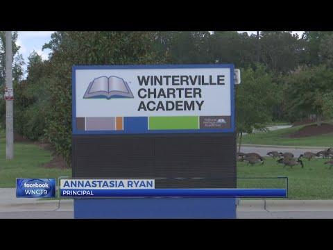 Winterville Charter Academy returns to school