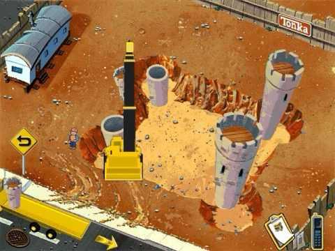 Tonka Construction Walkthrough