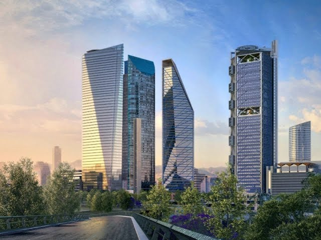 Mexico City Tallest Building Projects and Proposals 2018
