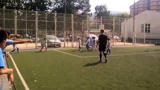 FK. Sampion Nais-.F.Filipovic 4-0 Cicibani 2007god   20.9.2015
