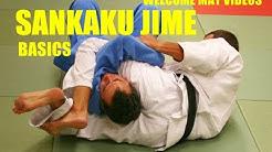 Basics of Sankaku JIme Triangle Choke