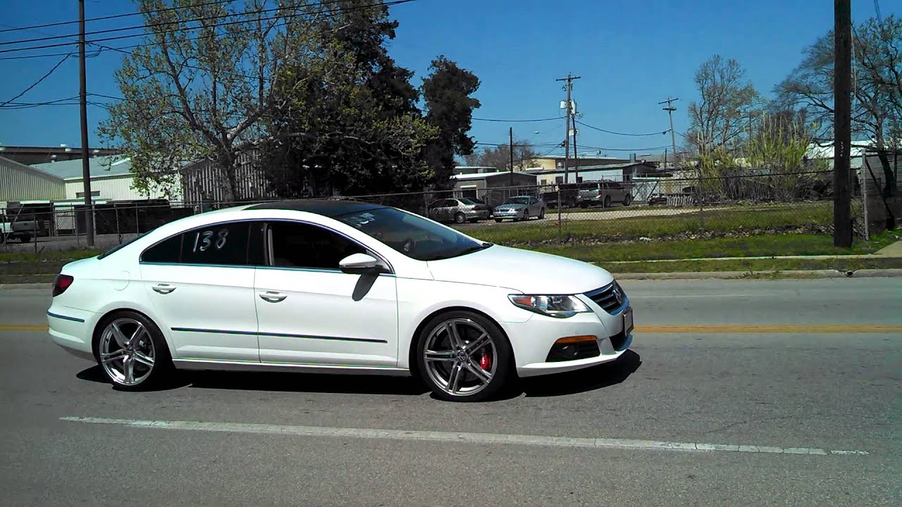 2010 VW CC APR Stg III+ HPA DSG flash! - YouTube