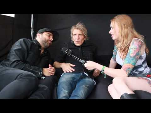Apocalyptica interview @Download 2015 (TotalRock)