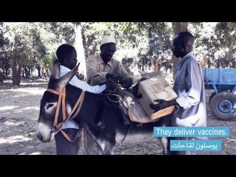 Humanitarian heroes – Sudan