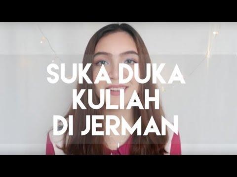 SUKA DUKA KULIAH DI JERMAN | MY STUDENT-LIFE #5
