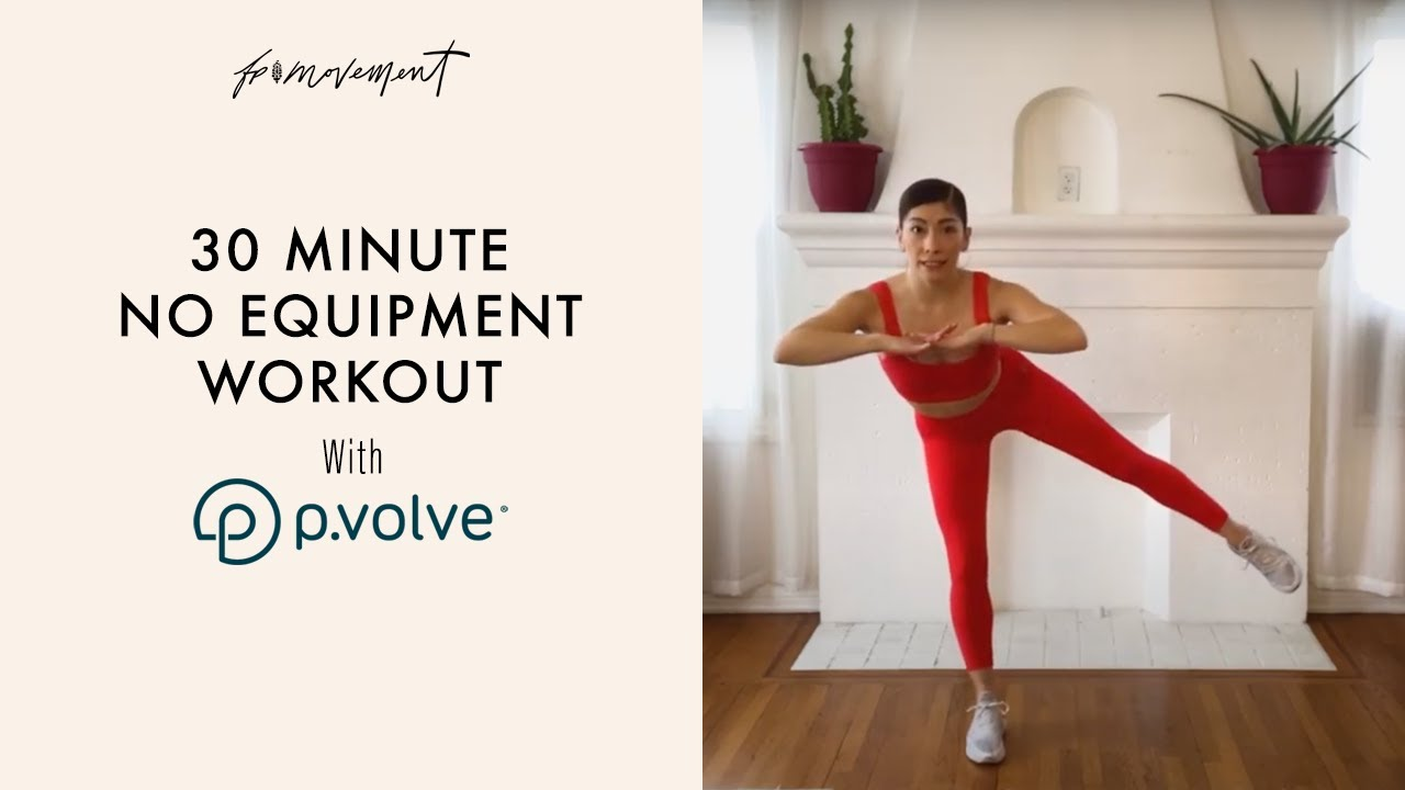Download Moving Together Feat. P.volve | 30 Minute Workout At Home