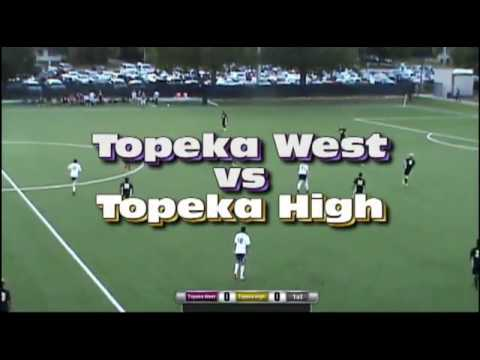 Charger Soccer: Topeka West vs. Topeka High