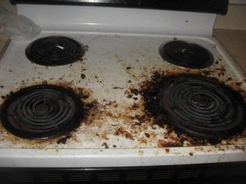 How To Clean Stove Top Naturally
