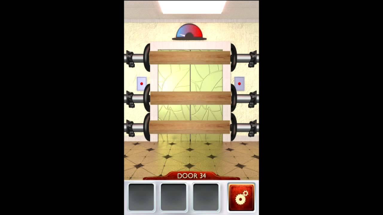 100 Doors 2 Level 34 Walkthrough Youtube