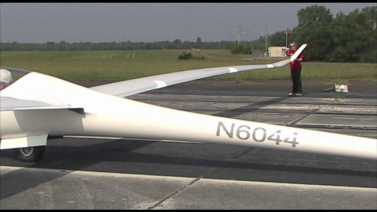 Something dick butler concordia sailplane