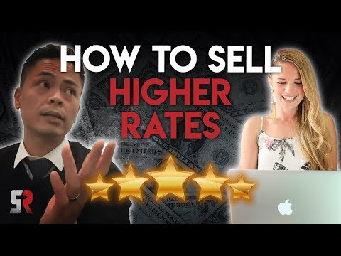 Mortgage Loan Officer Sales Training / How To Sell Higher Rate And Fees Than Your Competitors
