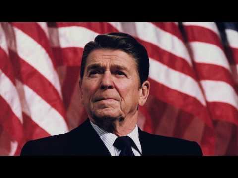 Ronald Reagan 1984 Presidential Campaign