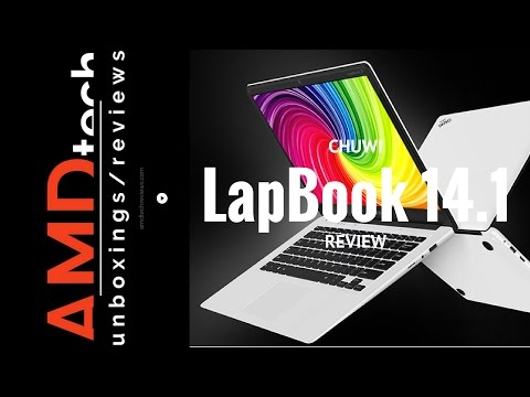 Chuwi LapBook 14.1 Review:  The Best Sub $300 Laptop