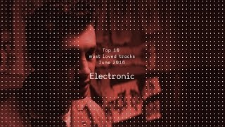 Top 10 Loved Electronic Tracks June 2016