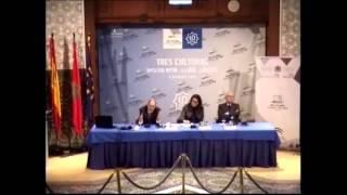 Javier Solana en Fundación Tres Culturas