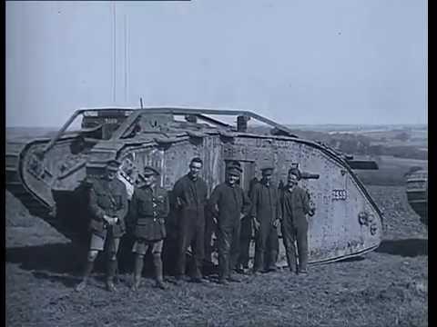 World War I: The Battle of Cambrai