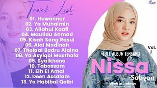 Full Album Sholawat Terbaru NISSA SABYAN Vol.2 - Huwannur || Ya Muhaimin || Allahul Kaafi