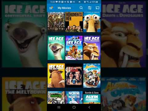 Download my VUDU collection update 9 -9 -20
