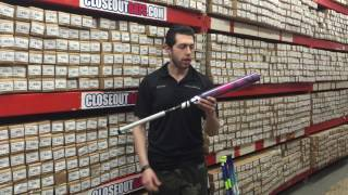 closeoutbats com bat comparisons 2017 cf9 hope 10 vs 2016 cf8 10 hope