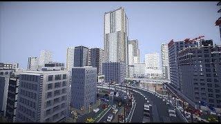 Minecraft / Top 5 des plus belles villes modernes