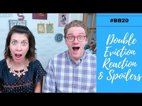 BIG BROTHER 20 DOUBLE EVICTION REACTION #BB20⎰Sarah Atwood Sarine