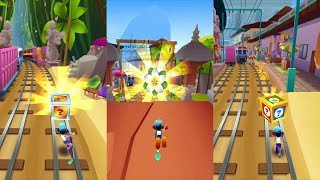 """Subway Surfers: Bali (Fabulous """"Friday"""" Super Mystery Boxes!) Gameplay #4 On Android"""