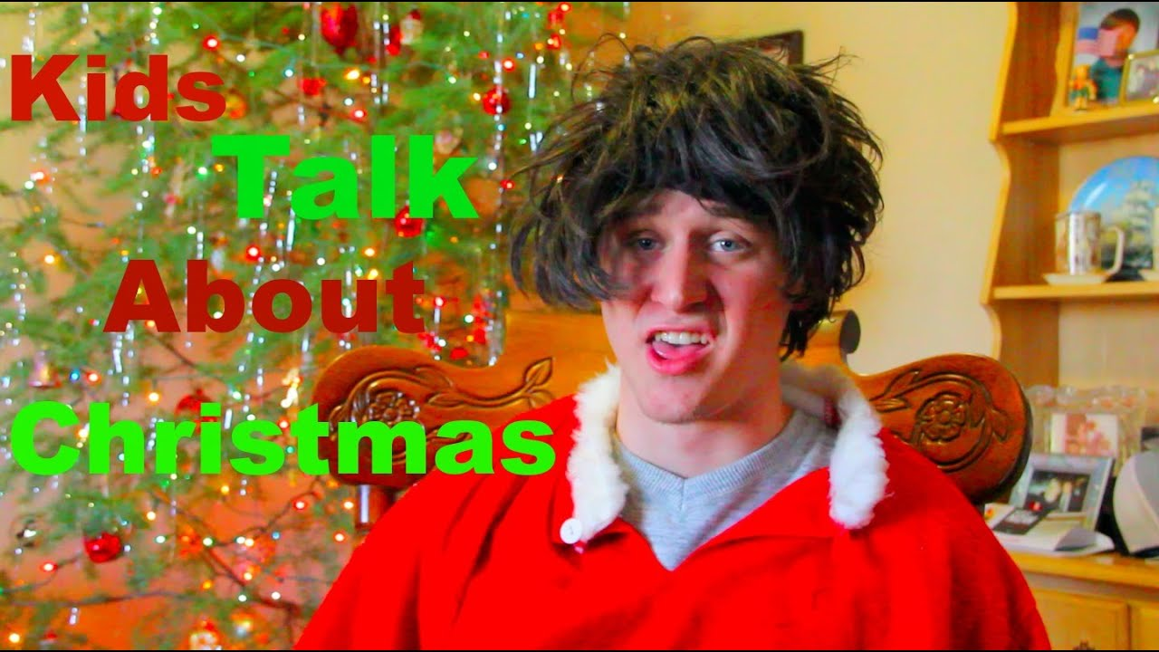 Kids Talk About Christmas 3 - YouTube