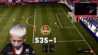 ANDERS LOSES IN FUT CHAMPIONS! (FULL MATCH)