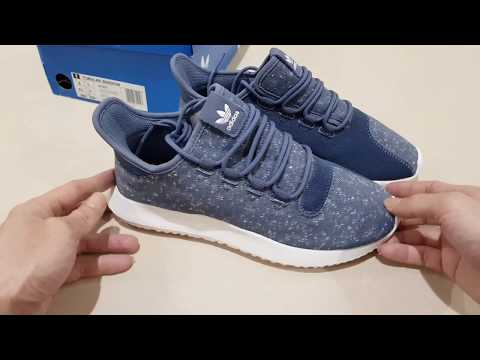 Unboxing ADIDAS TUBULAR SHADOW ORIGINALS BY3572 SNEAKER
