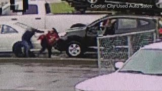 VIDEO: Teen says she was attacked in road rage incident