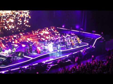 Michael Buble Tour Manchester 02/03/2014 compilation
