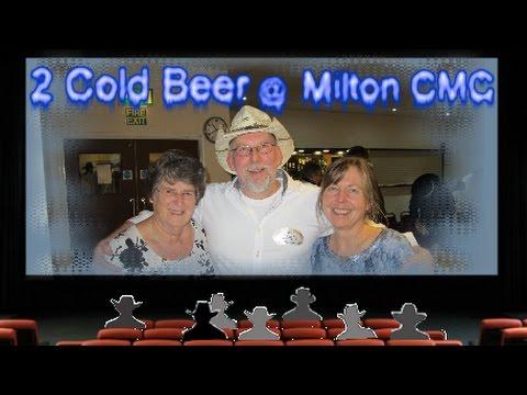 2 Cold Beer (Partner Dance) at Milton CMC (UK)