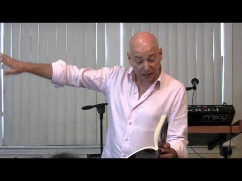 """Evan Handler reads from his """"Time on Fire"""" & """"It's Only Temporary""""- Kills it, kills us!"""