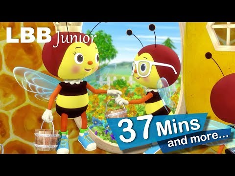 Honey Bees Song | Buzz Buzz!! | And Lots More Original Songs | From LBB Junior!
