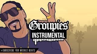 "*SOLD* West Coast GFunk 2017 Snoop Dogg x Nate Dogg type beat ""Groupies"" [Prod. JunioR]"