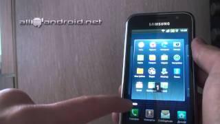 TouchWiz 4 для Samsung Galaxy S i9000(Launcher TW 4.5)