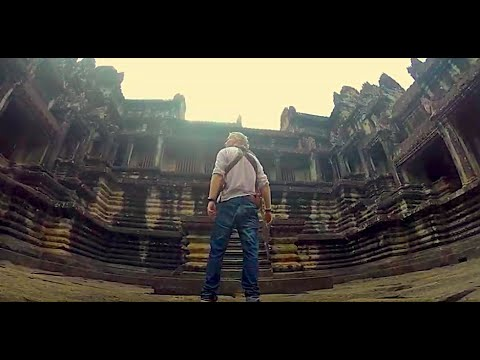 Uncharted 4 In Real Life Ruins Exploration