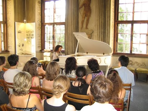 International Summer Piano Courses of Prague Conservatoire