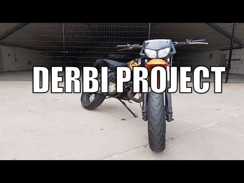 Derbi Senda SM X-Treme Project