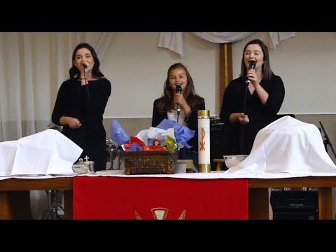 Boogie Woogie Bugle Boy - The Andrew Sisters (Kinsella Sisters Cover)