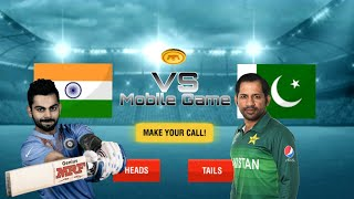 India Vs Pakistan || Cricket mobile Games